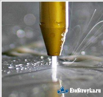 Запчасти для гидроабразивной резки от компаний Barton, Flow, TKW