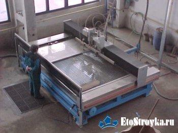 Оборудование для гидроабразивной резки цена
