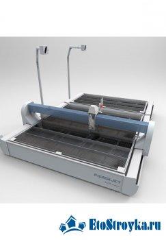 Станок для гидроабразивной резки: цена, производительность, область применения