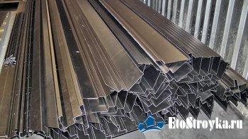 Услуги по гибке листового металла
