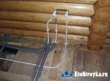 Трубы для водоснабжения на даче